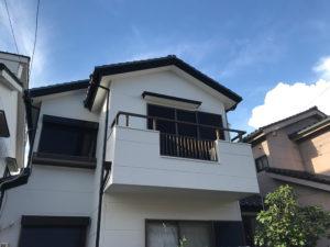 愛知県一宮市U様邸 施工完了全体写真
