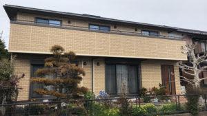 岐阜県安八郡T様邸 施工完了後全体写真