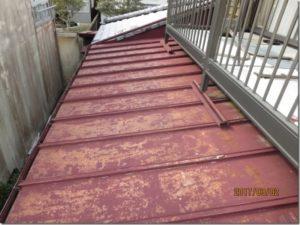 トタン屋根 画像