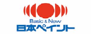 塗料メーカー 日本ペイント ロゴ画像