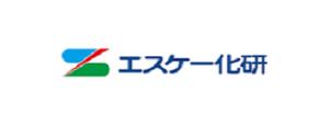 塗料メーカー エスケー化研 ロゴ画像
