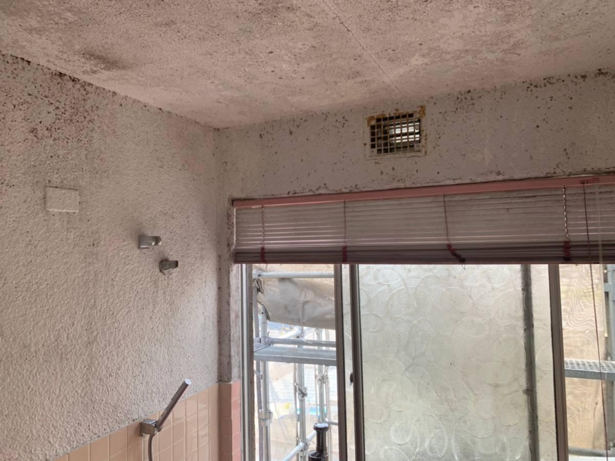 内部階段室施工前写真