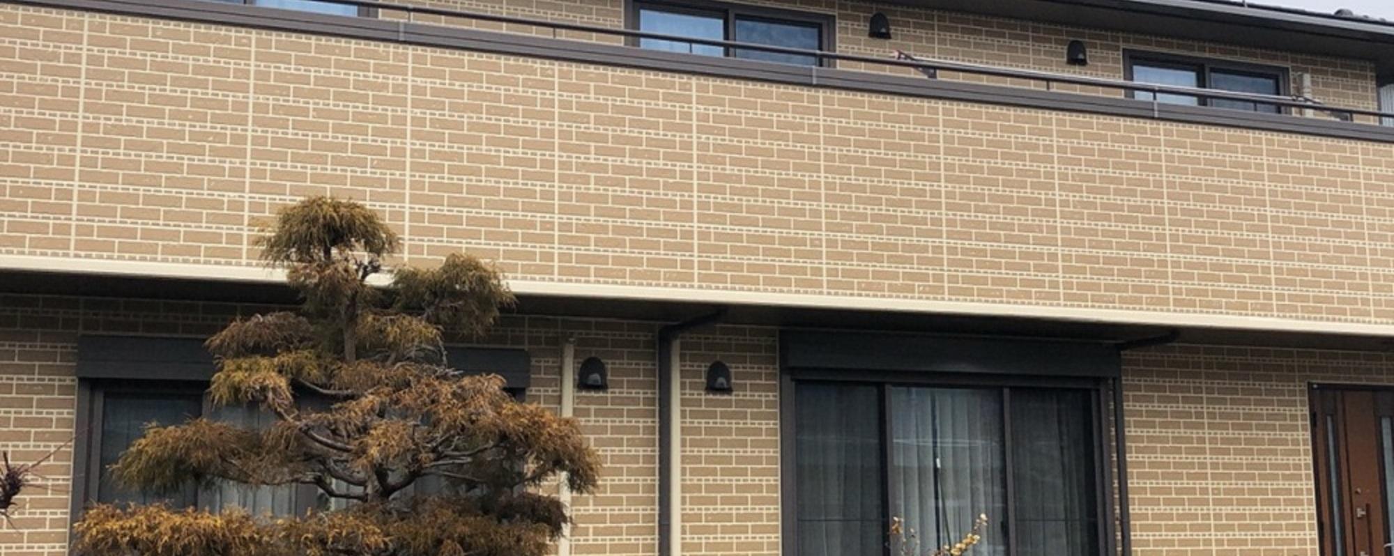 岐阜県安八郡T様邸 施工完了全体写真