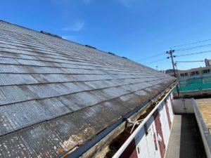 レオパレス金華町様 お見積り 屋根写真
