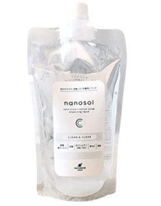 ナノソルCC 大容量レフィル