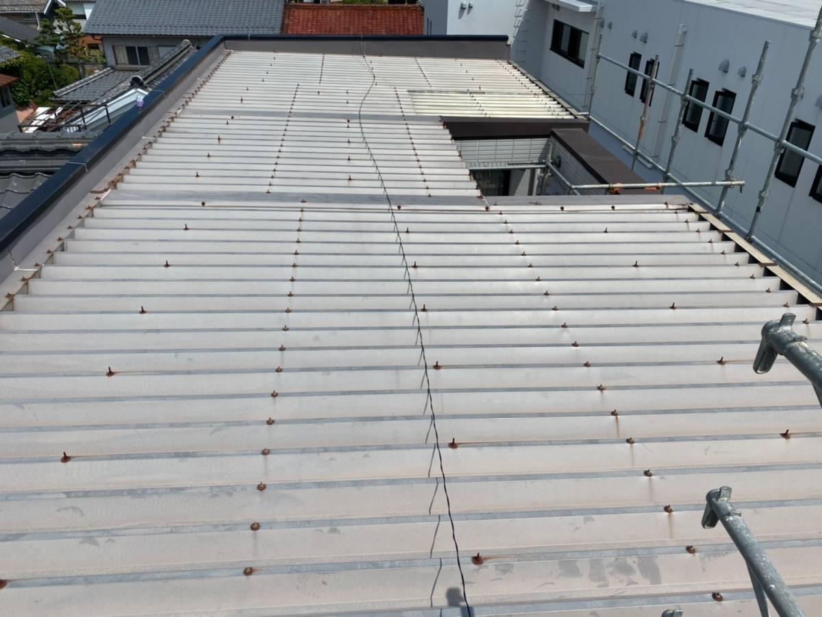 施工前屋根写真